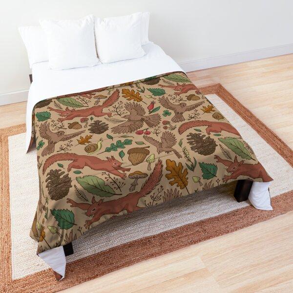 Woodland Critters Comforter