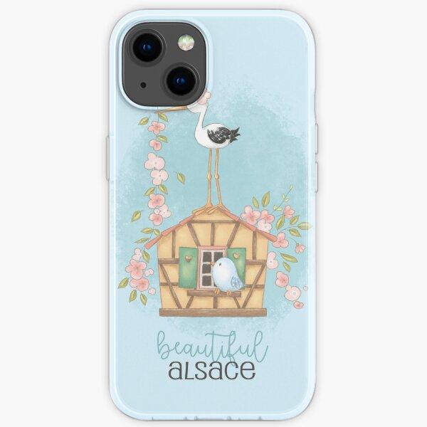 Beautiful Alsace iPhone Soft Case