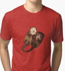 Significant Otters Tri-blend T-Shirt