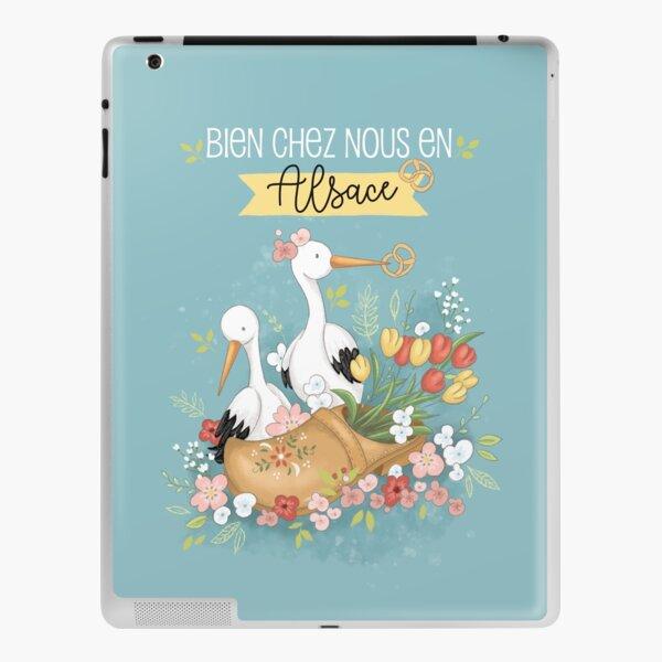 Bien chez nous en Alsace iPad Skin
