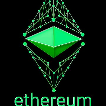 Ethereum Classic Made of Green by andrasbalogh