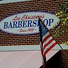 Hometown Series - Old Fashioned Barber Shop      ^ by ctheworld