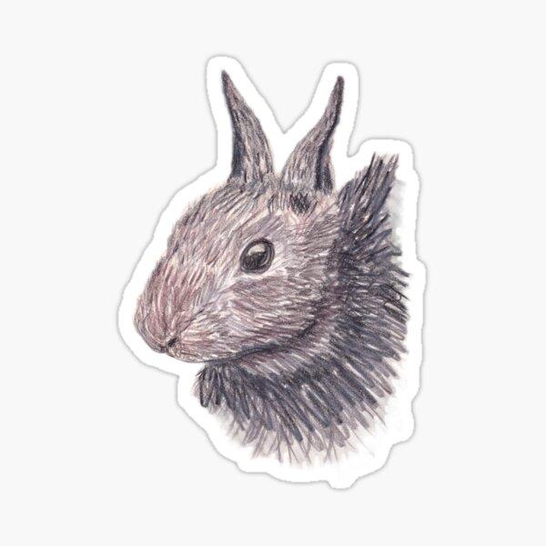 Some Bunny Sticker