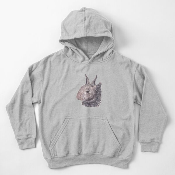 Some Bunny Kids Pullover Hoodie
