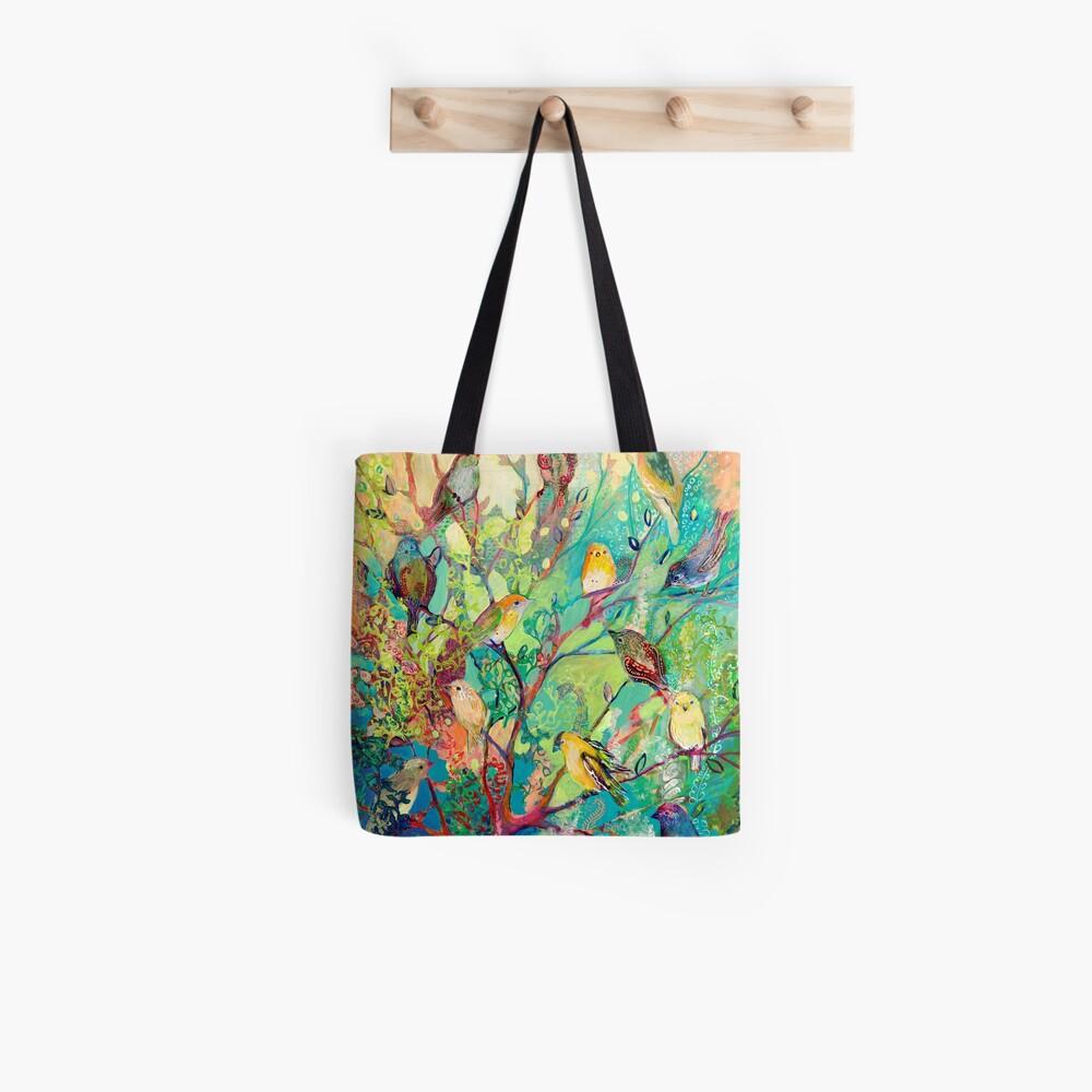 Bird Refuge Tote Bag