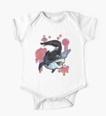 Goblin Shark Short Sleeve Baby One-Piece
