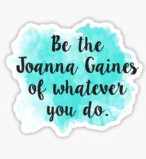 Joanna Gaines Sticker