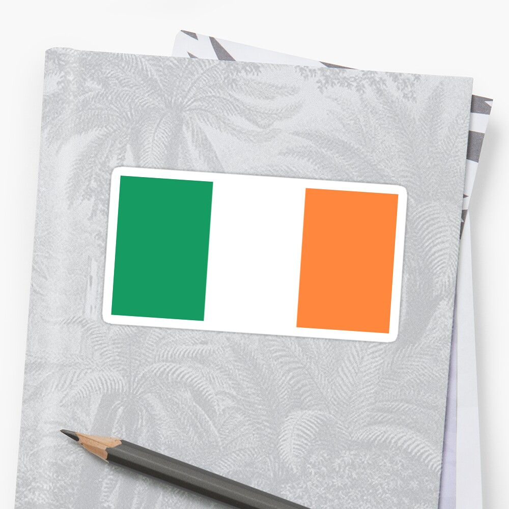 Ireland Flag by states