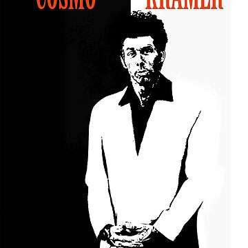 Cosmo Kramer by IrkenArmada