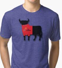 Vuelta a Espana Bull Tee Tri-blend T-Shirt
