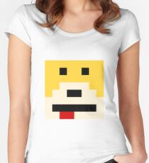 Mr. Oizo - Flat Eric - WET Women's Fitted Scoop T-Shirt