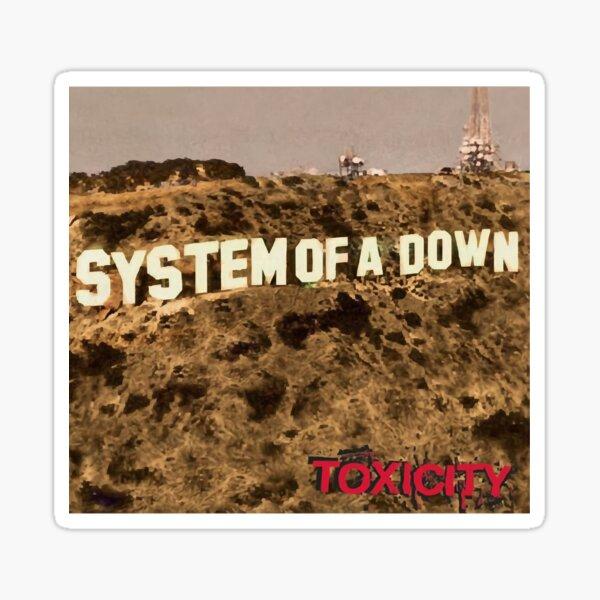 system of down sale Sticker