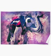 Elephantom #2 Poster