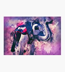 Elephantom #2 Photographic Print