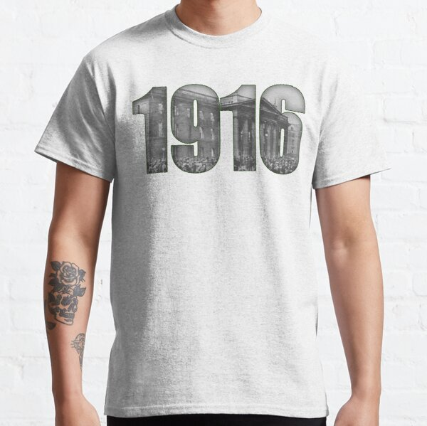 Ireland 1916 GPO Dublin Post Office Classic T-Shirt