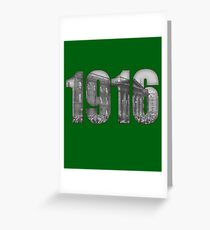 Ireland 1916 GPO Dublin Post Office Greeting Card