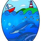 Nautical by vinylah