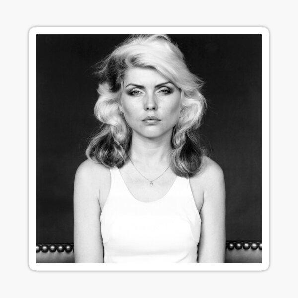 Sexy blondie Sticker