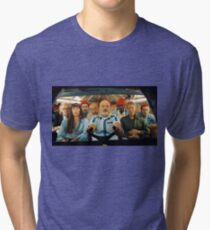 Life aquatic Tri-blend T-Shirt