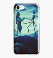 The nigtmare before christmas iPhone Case/Skin