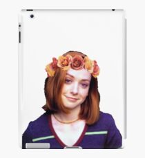 Willow Rosenberg - Flower Crown iPad Case/Skin