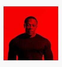 Dr. Dre - Celebrity (Square) Photographic Print