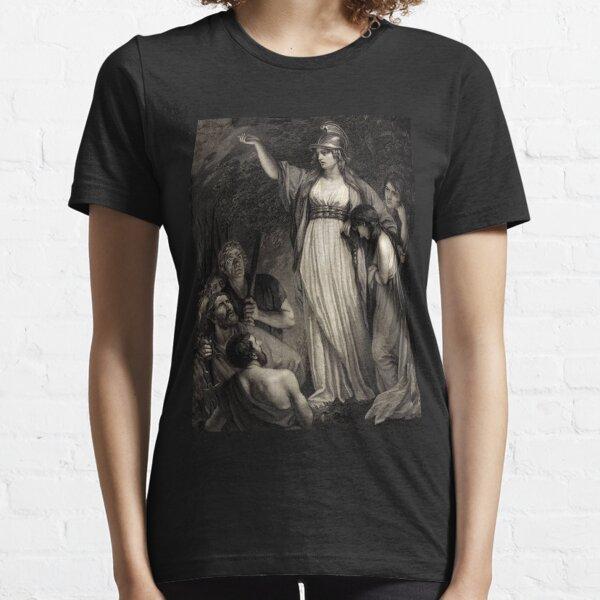 Boudicca Harangues the Britons  Essential T-Shirt