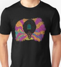 Rudy - The Mighty Boosh - Rudi van DiSarzio - Psychedelic Monk T-Shirt