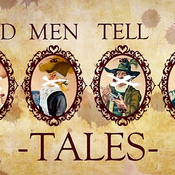 Dead Men Tell No Tales by AliceCorsairs