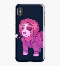 KURT RUSSELL TERRIER - ESCAPE FROM NEW YORK iPhone Case
