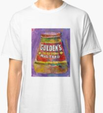 Gulden's Spicy Brown Mustard Classic T-Shirt