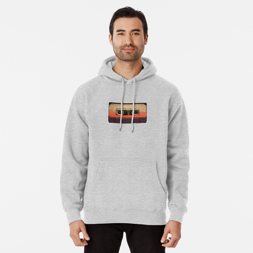 Awesome Mix Vol. 1 Pullover Hoodie