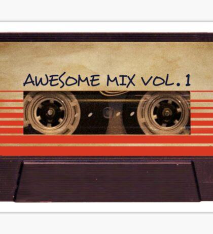 Awesome Mix Vol. 1 Sticker