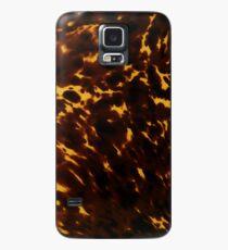 Funda/vinilo para Samsung Galaxy caja del teléfono art deco de concha de tortuga pulida