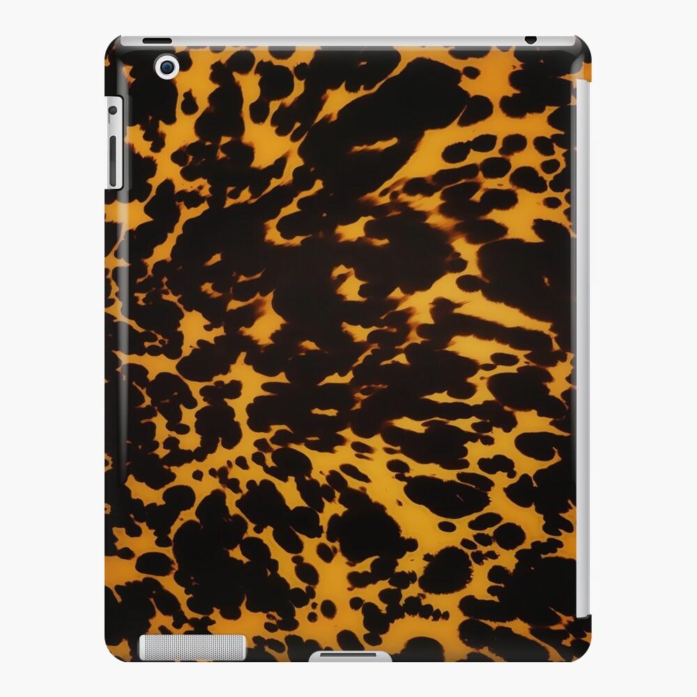 polished tortoise shell art deco phone case iPad Case & Skin