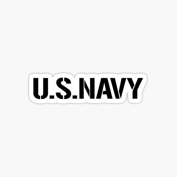 United States Navy, U.S. Navy Sticker