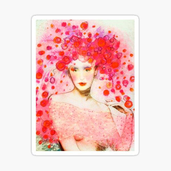 Edie Unleashed Sticker