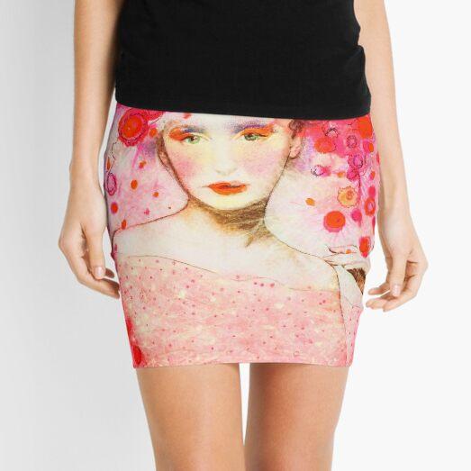 Edie Unleashed Mini Skirt