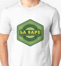 LA SAPE Slim Fit T-Shirt