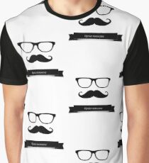 hipster nonsense Graphic T-Shirt