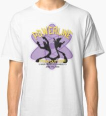 Vintage Powerline Concert Logo - A Goofy Movie Classic T-Shirt