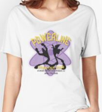 Vintage Powerline Concert Logo - A Goofy Movie Women's Relaxed Fit T-Shirt