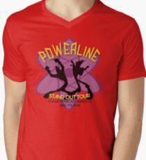 Vintage Powerline Concert Logo - A Goofy Movie T-Shirt