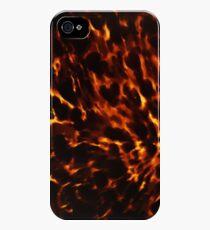 polished tortoise shell art deco phone case iPhone 4s/4 Case