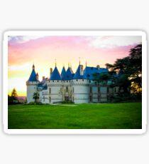 Chateau de Chaumont Sticker