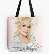 SEPTA02 Dolly Parton Pure & Simple Tour 2016 Tote Bag