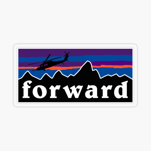 Forward Observations Group Sticker T-shirt Transparent Sticker