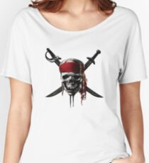 Pirates of the Caribbean Women's Relaxed Fit T-Shirt