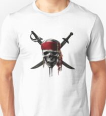 Pirates of the Caribbean Unisex T-Shirt