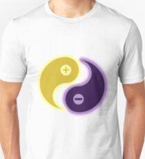 Health/Debuff Yinyang Unisex T-Shirt